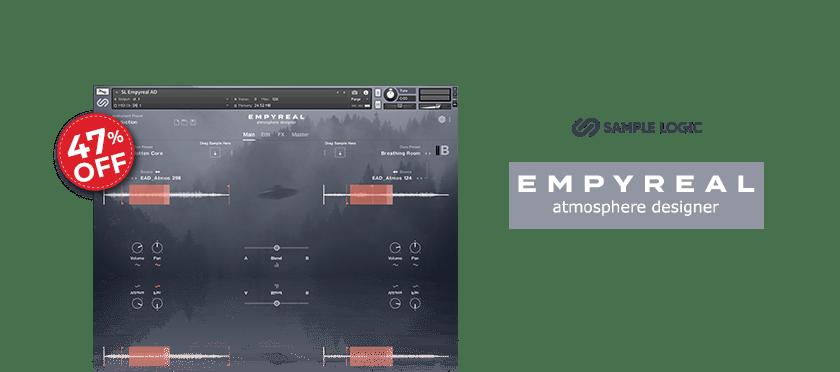 Empyreal Atmosphere Designer by Sample Logic