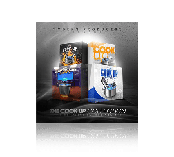 The Cook Up Collection by Modern Producers