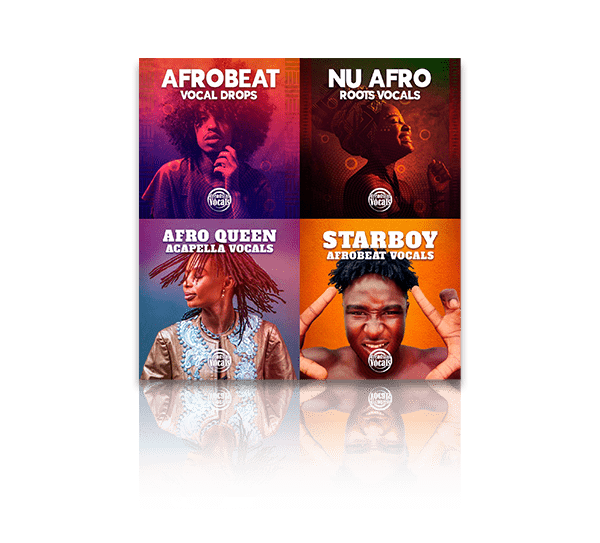 Afro Vocals Bundle by Dreadstar Vocals