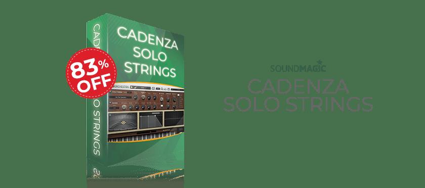Cadenza Solo Strings by SOUNDMAGIC